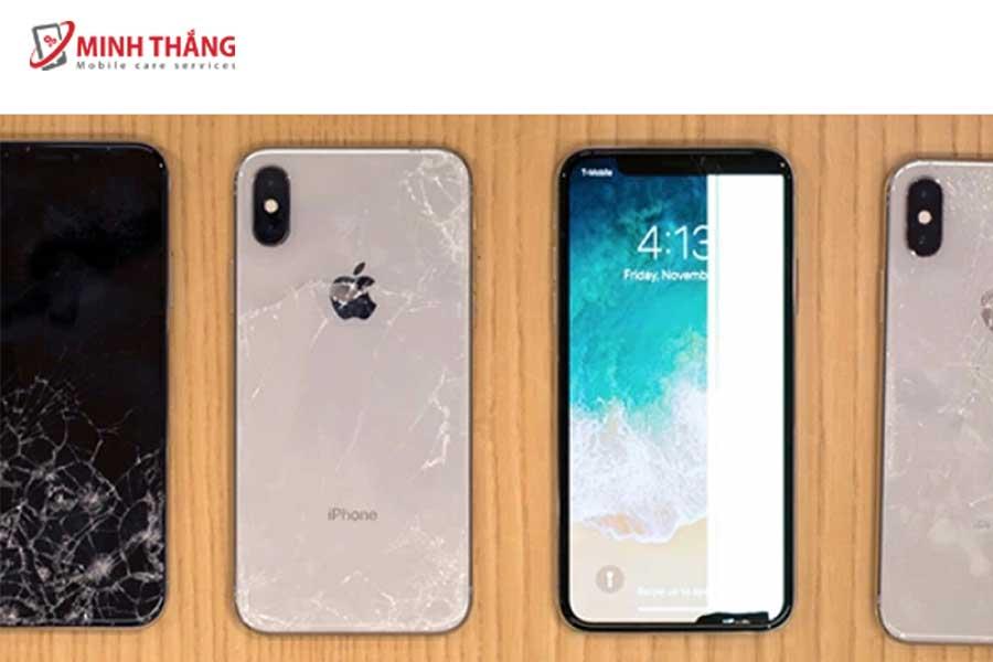 iphone 6 vỡ màn hình