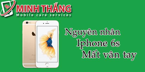 1 2 Touch ID và khắc phục Iphone 6s mất vân tay