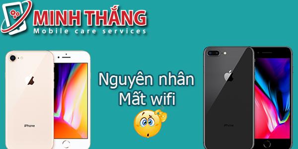 1 3 Bí quyết khắc phục Iphone 8 8plus mất wifi