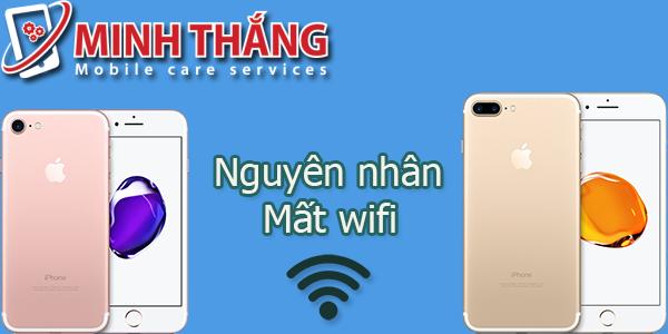 1 5 Thủ thuật khắc phục Iphone 7 7plus mất wifi