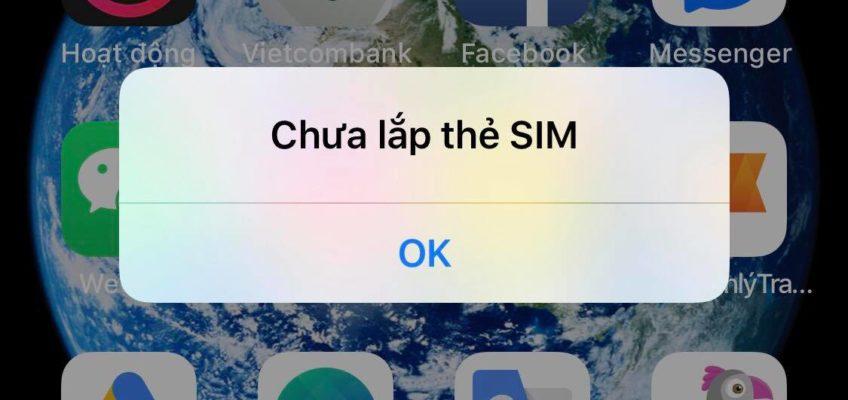 iphone 8 plus mất sóng