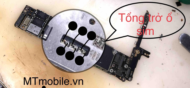 iphone 6 plus không nhận sim