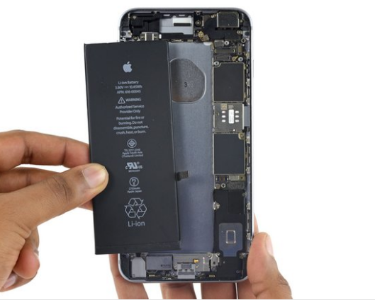 z3 Khắc phục triệt để Iphone 6s Plus sạc không vô pin