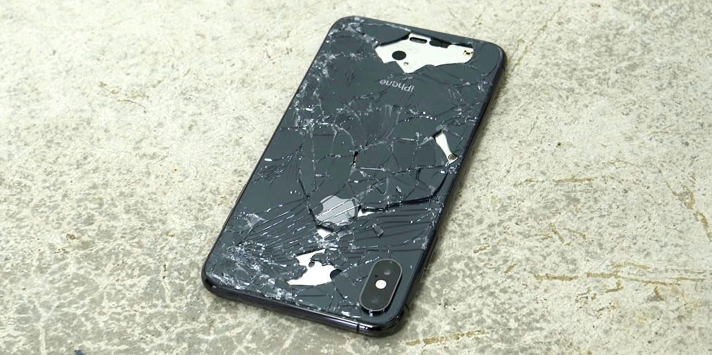 iphone xs bị rớt lỗi ổ cứng
