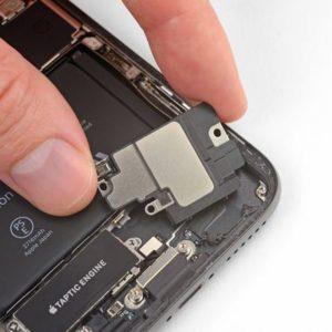 thay loa ngoài iphone x