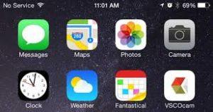 sửa iphone 6 lỗi mất sóng