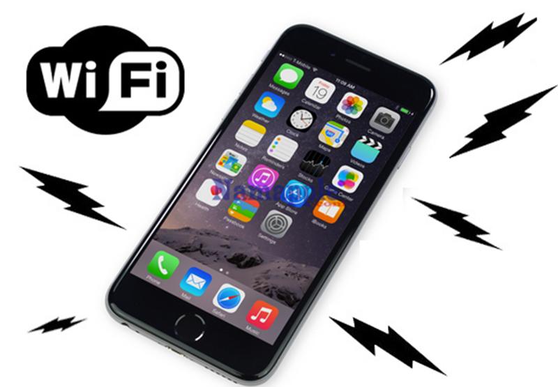 iPhone x bat wifi kem 1 Chia sẻ từ A- Z tình trạng Iphone X bắt wifi kém