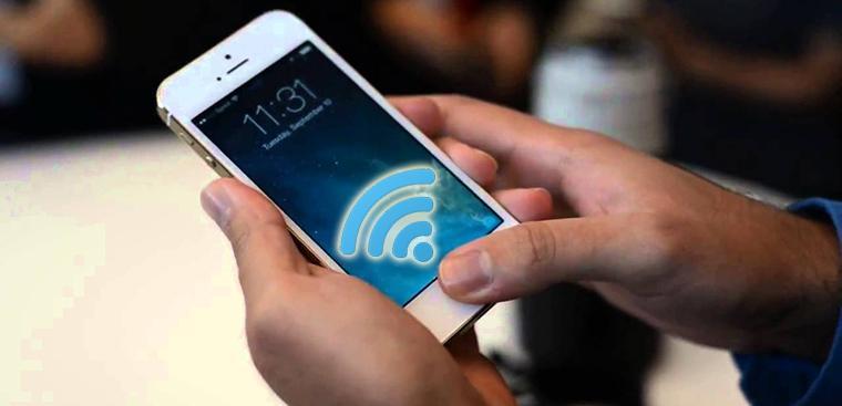 iphone 6 khong tim dươc wifi 1 Cần làm gì khi Iphone 6 không tìm được wifi