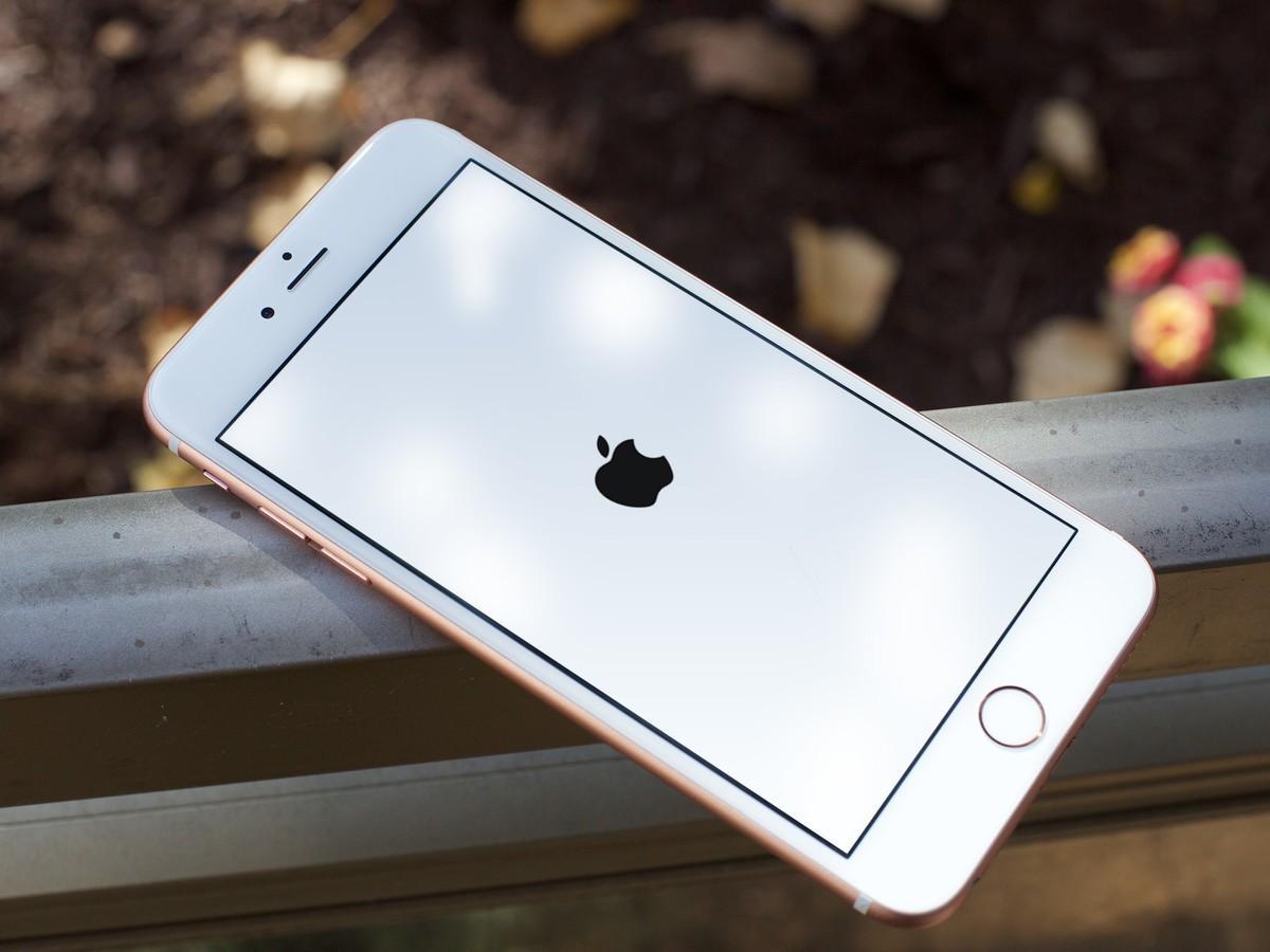 iphone 6 plus lien tuc bi sap nguon 1 Mẹo hữu ích khắc phục iPhone 6 plus bị tắt nguồn liên tục
