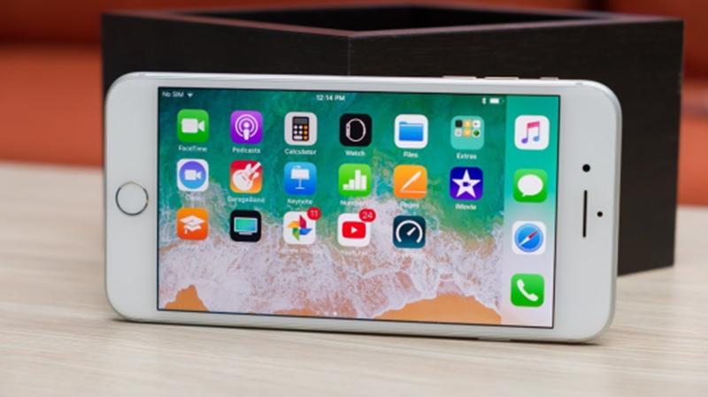 iphone 8 plus bi sap nguon 2 Bạn cần làm gì khi iPhone 8 Plus bị sập nguồn liên tục?