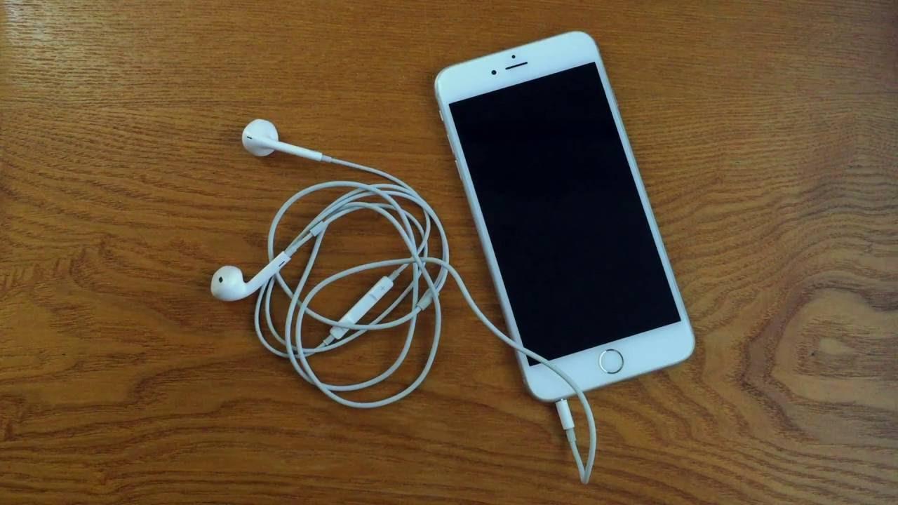 iphone 8 plus khong nhan tai nghe 2 Cách khắc phục tình trạng iPhone 8 plus không nhận tai nghe