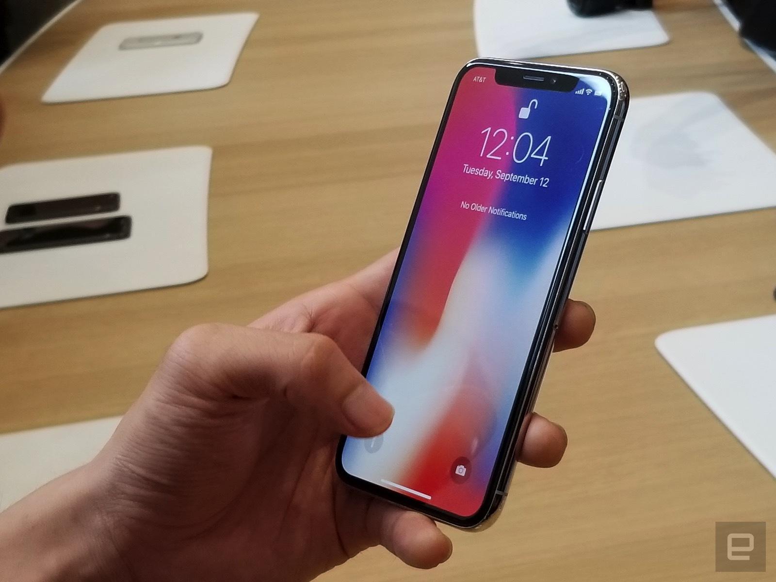 iphone x mat nguon Mẹo hay khắc phục nhanh iPhone X bị mất nguồn