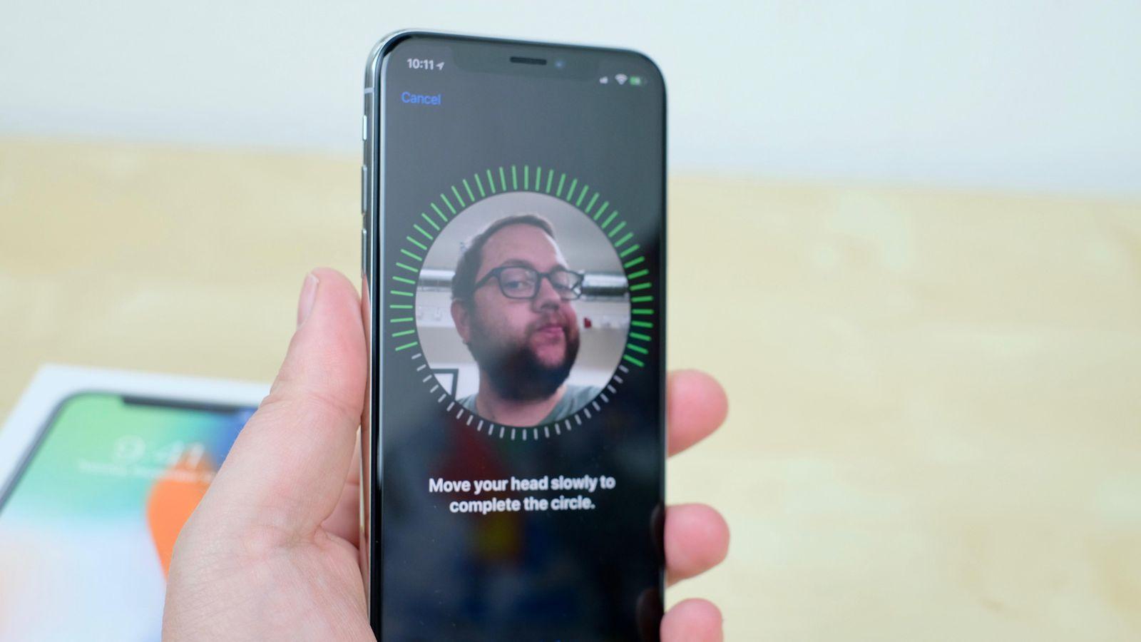 iphone xsmax khong nhan dien khuon mat 1 Cách sửa lỗi Iphone Xs Max không nhận diện khuôn mặt