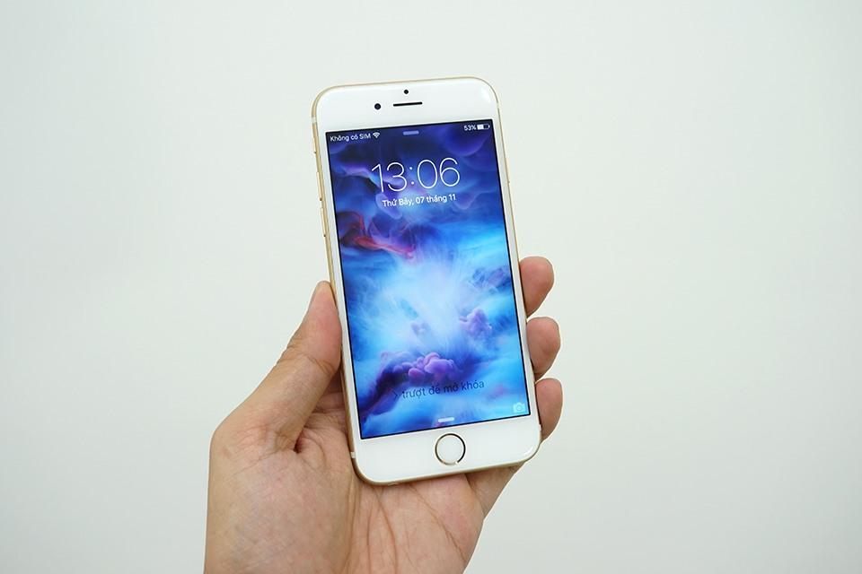 sửa vân tay iPhone 6 giá bao nhiêu