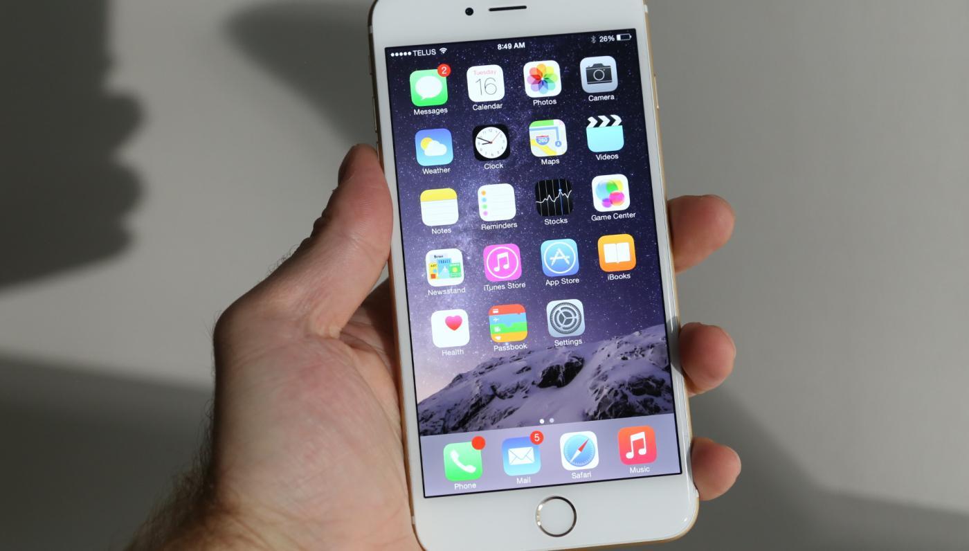 thay kinh iphone 6 plus 3 Cập nhật mới nhất: thay kính iPhone 6 Plus giá bao nhiêu?