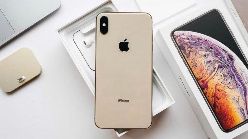 thay mat kinh lung iphone xs max 2 Thay mặt kính lưng iPhone XS Max bao nhiêu tiền?