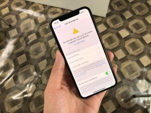 iphone x mat nhan dien khuon mat 2 Tại sao iPhone 7 Plus sóng yếu và cách khắc phục hiệu quả