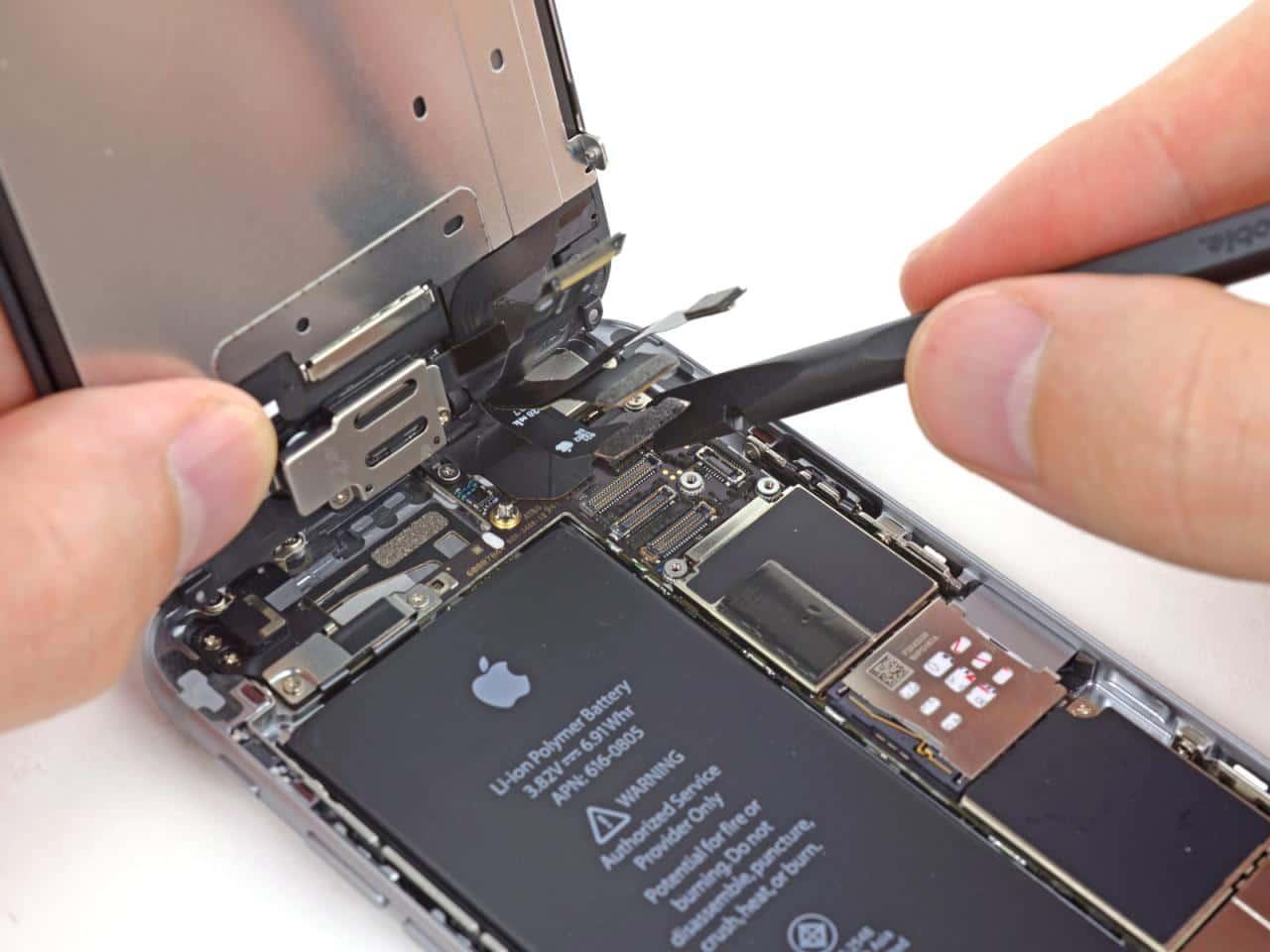 sua iphone 6s bi do 3 Làm cách nào để sửa iPhone 6 plus bị đơ hiệu quả