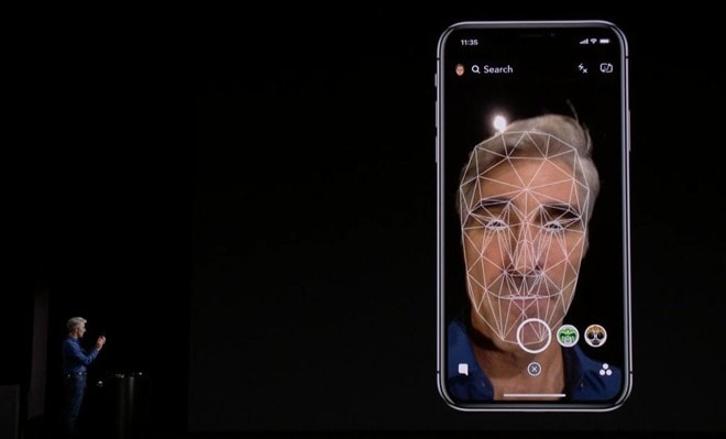 Sửa Face ID