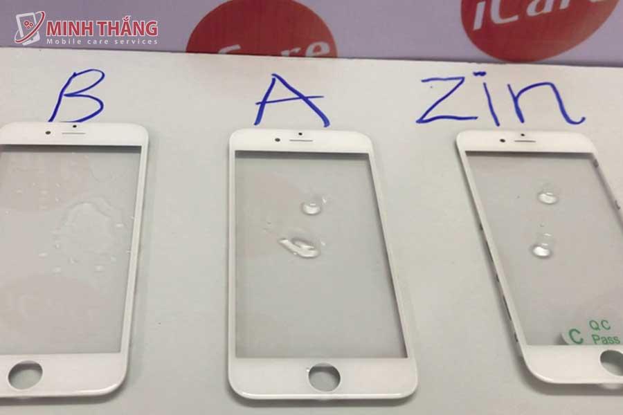 phan biet kinh Dịch Vụ Thay Kính Ép Kính iPhone 12 Pro